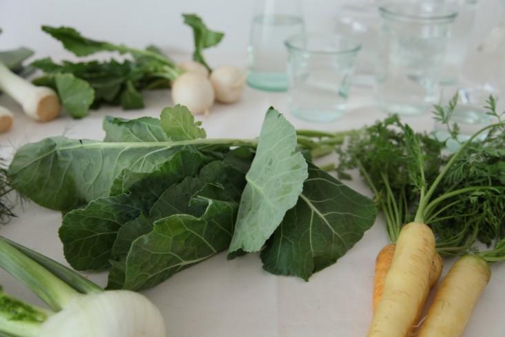 DIY Vegetables as Decor Alexa Hotz Remodelista 04