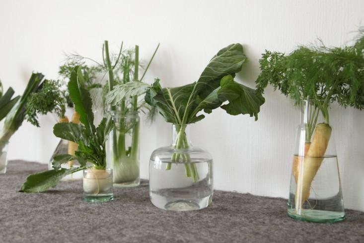 DIY Vegetables as Decor Alexa Hotz Remodelista 06