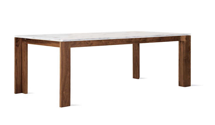 10 Easy Pieces MarbleTop Dining Tables portrait 6