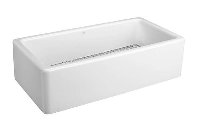DXV AMerican Standard Orchard Sink White Remodelista