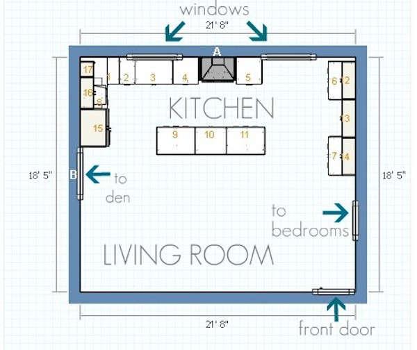 Rehab Diary An Ikea Kitchen by House Tweaking portrait 13
