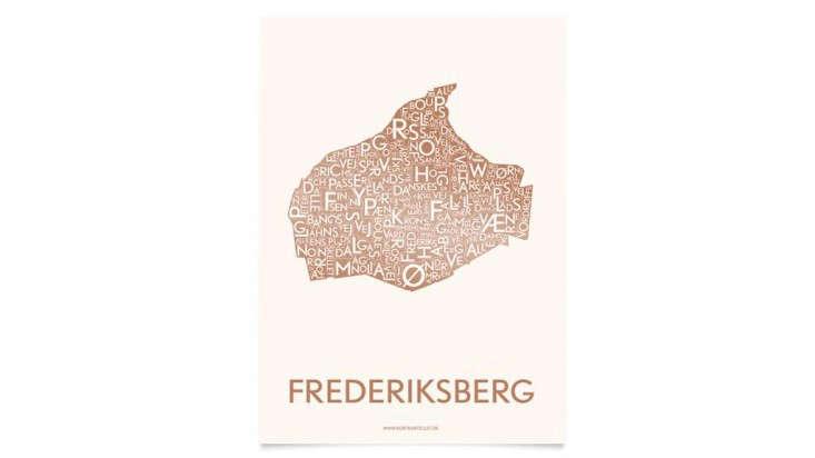 Danish Love Typographic City Posters  portrait 6