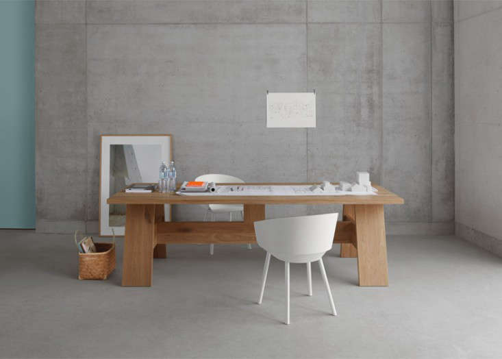 David Chipperfield desk remodelista