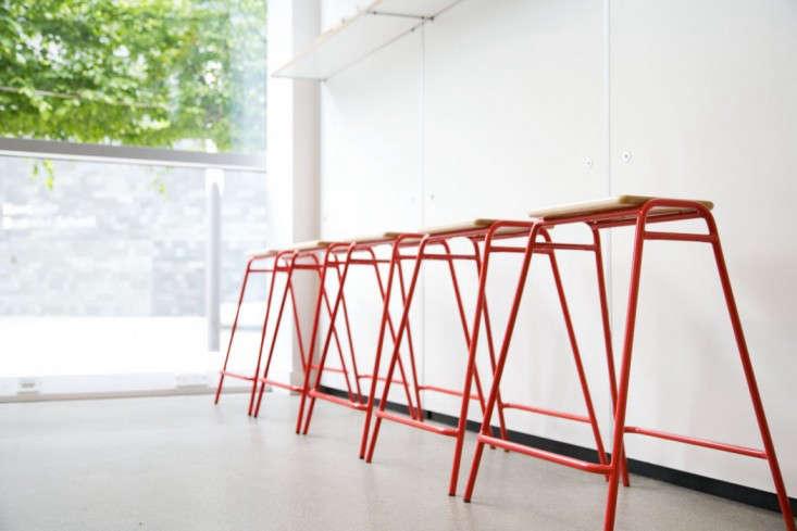 An Irish Designer Reinterprets the Industrial Stool for Working Girls portrait 4