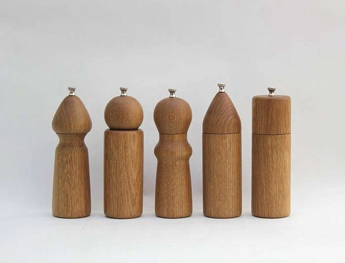 10 Easy Pieces Salt and Pepper Grinders from Around the World portrait 11