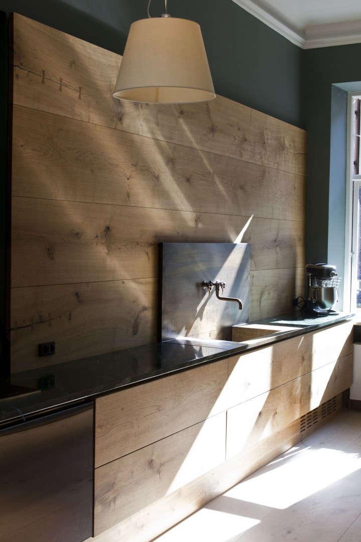 Kitchen of the Week The Dinesen Wood Kitchen  portrait 4
