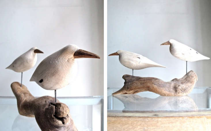 Driftwood Birds by Osamu Harihara