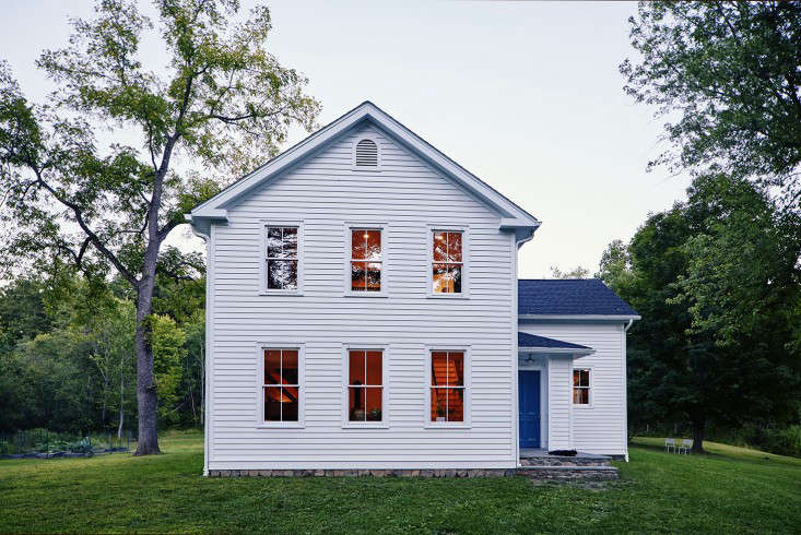 The turn-of-century house received new siding and windows (made by Marvin), plus a -foot addition. By the time Dunja came along, the interior had undergone many incarnations and been stripped of original details: &#8