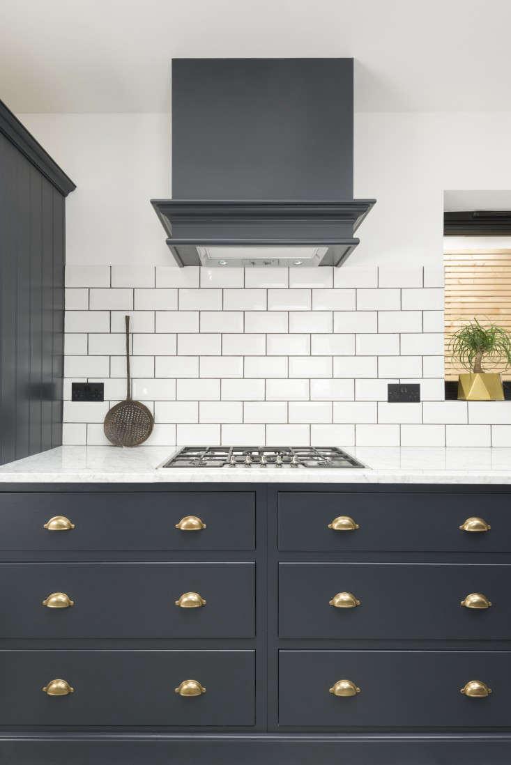 Kitchen of the Week A ShakerInspired Kitchen in East Dulwich portrait 7