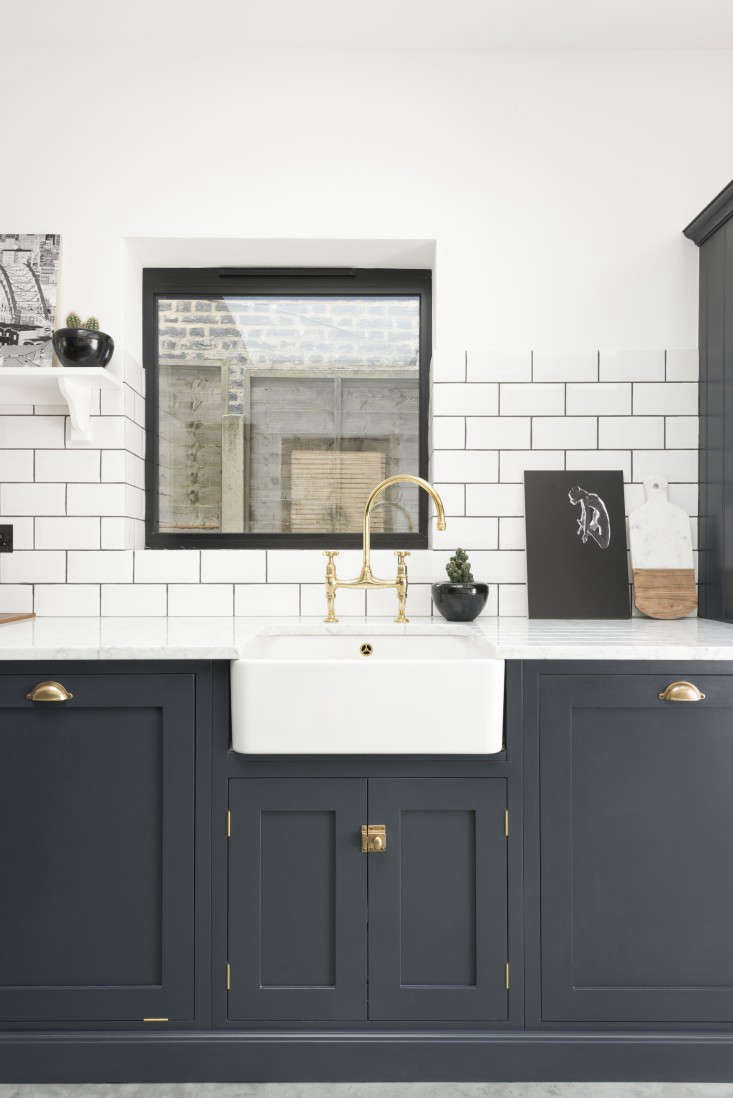 Kitchen of the Week A ShakerInspired Kitchen in East Dulwich portrait 8