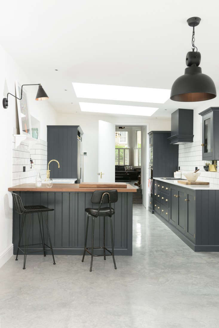 Kitchen of the Week A ShakerInspired Kitchen in East Dulwich portrait 5