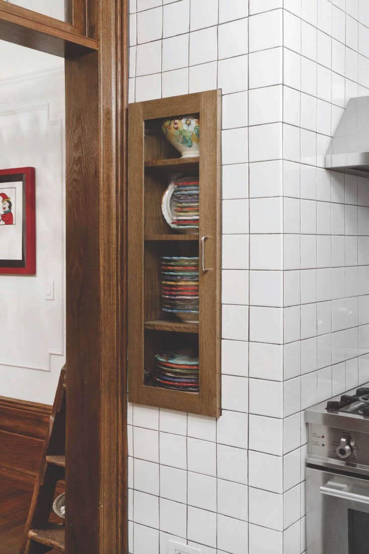 East Village kitchen remodel Lauren Wegel Remodelista 3 733x1100