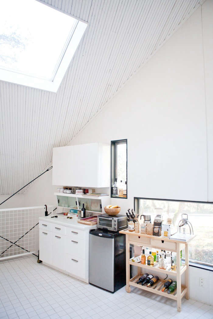 Living in an Architectural Landmark Seattle Edition Egan House Seattle Michael Muller Remodelista 18