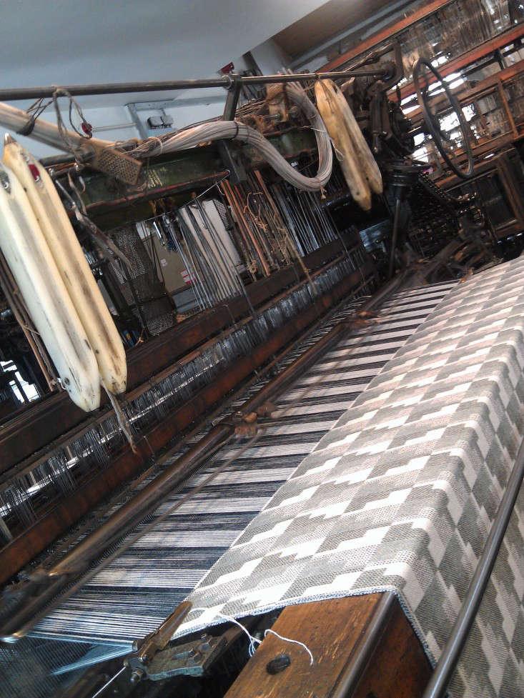 Eleanor Pritchard blanket weaving production Wales Remodelista