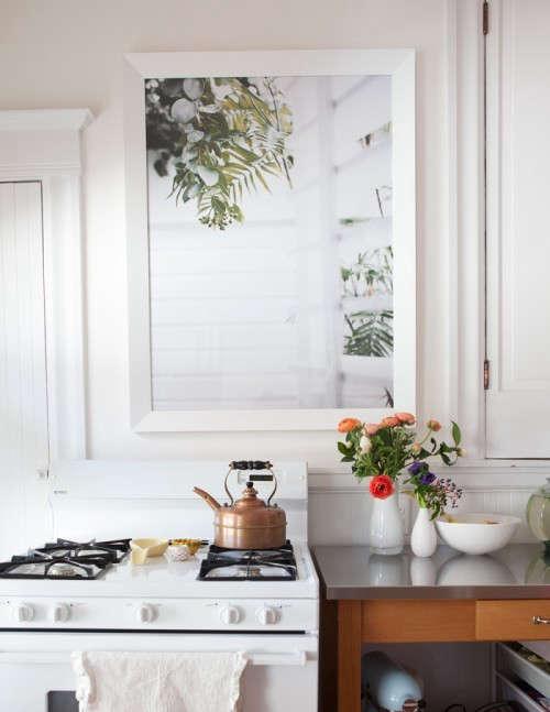 Emily Nathan kitchen Gardenista