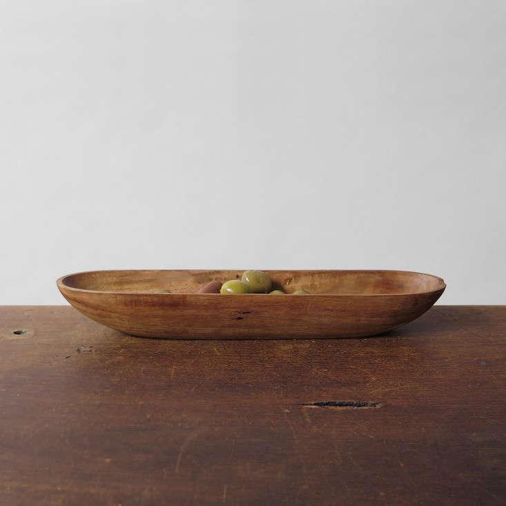 Erica Tanov olive canoe Remodeista 0
