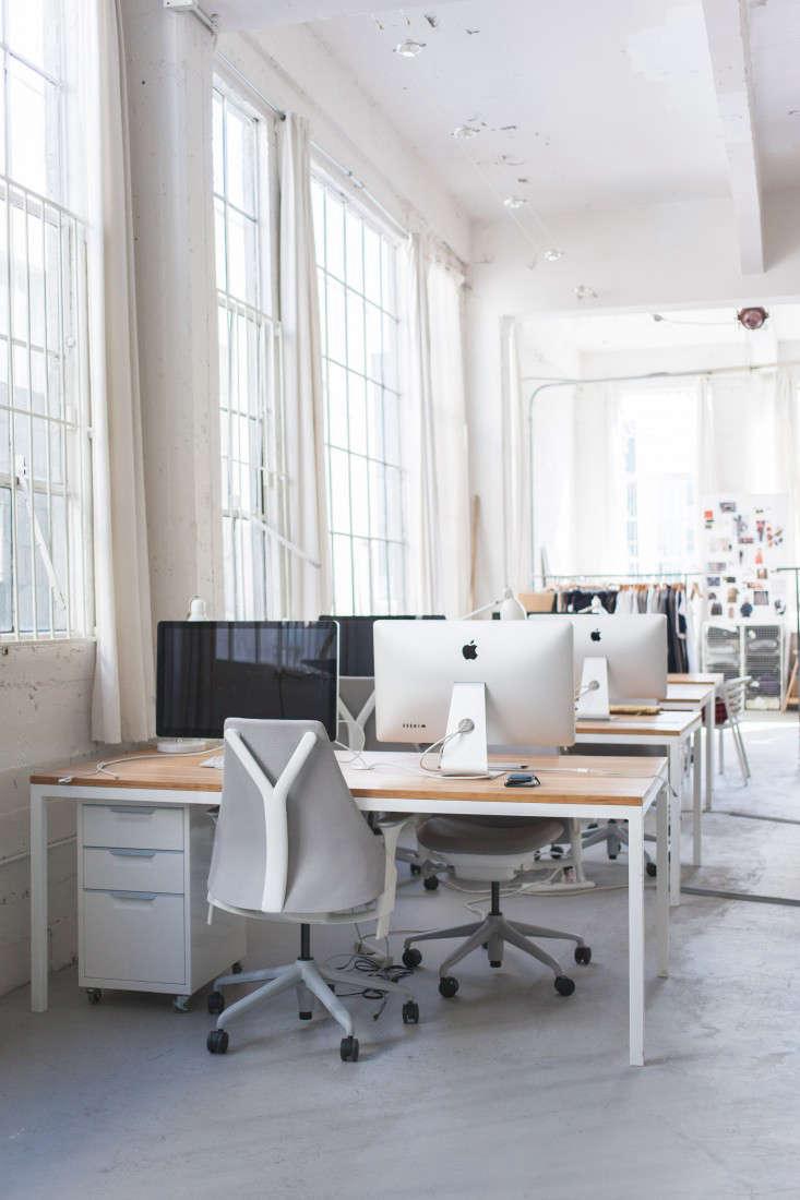 Everlane Studio Office Space Remodelista 2