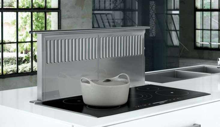Remodeling 101 Nearly Invisible Downdraft Kitchen Vents portrait 4