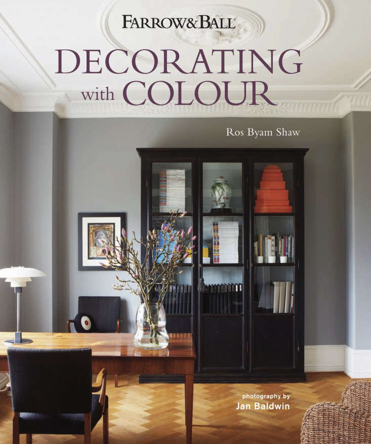 Required Reading Farrow  Ball Decorating with Colour portrait 10