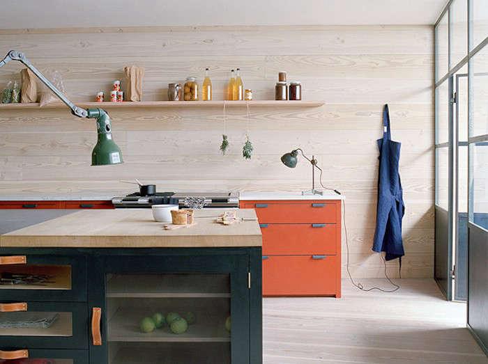 uk kitchen outfittersplain englishteamed up with interior designer adam bra 14