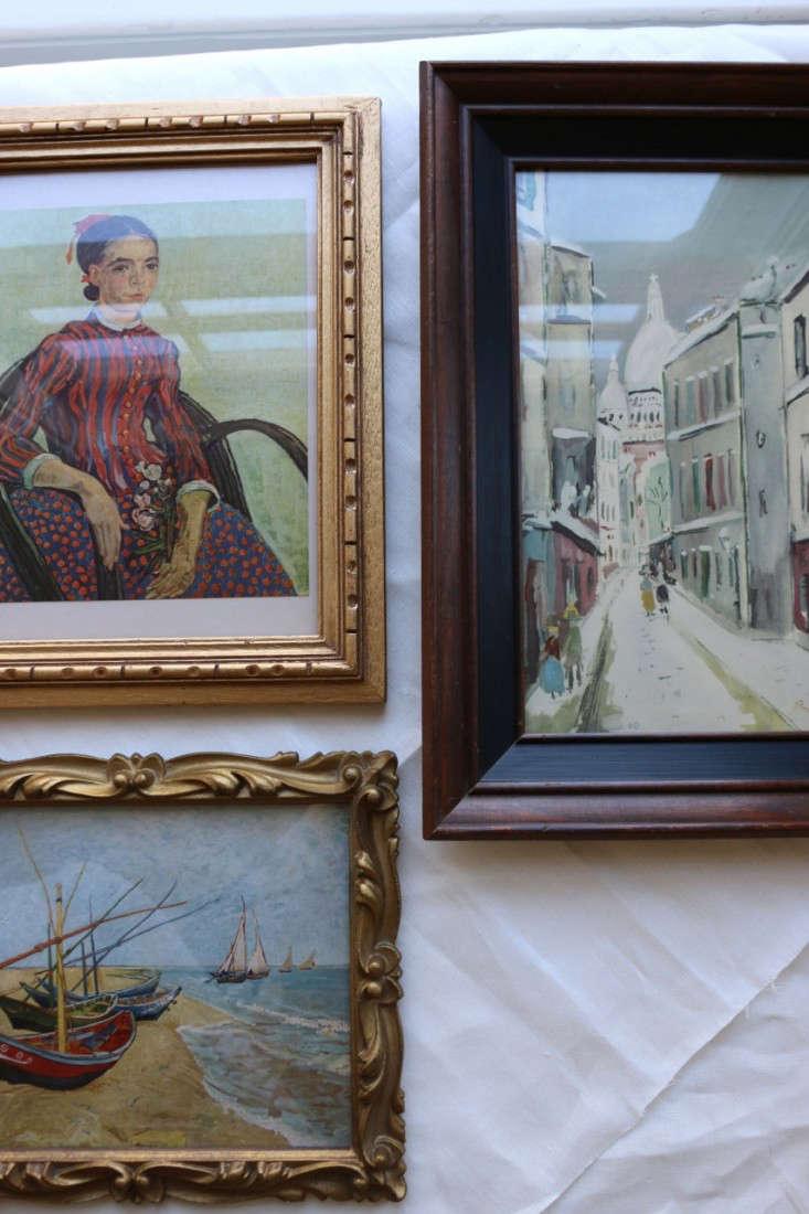 DIY Repurposing a Vintage Frame portrait 17