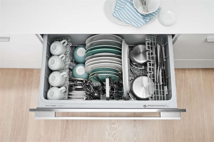 Remodeling 101 The Ins and Outs of Dishwasher Drawers portrait 3_11