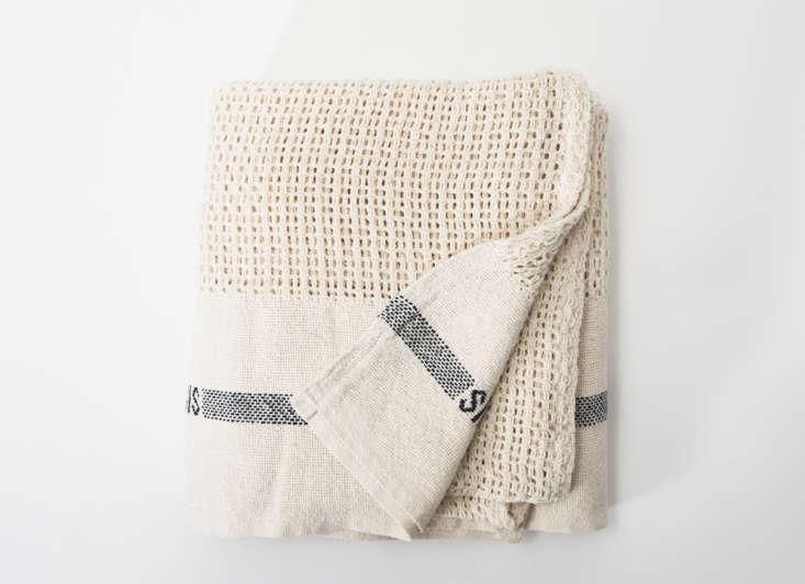 Fog Linen Cotton Blanket