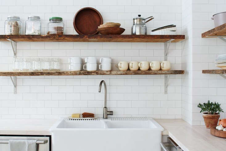 13 Favorite CostConscious Kitchen Remodels from the Remodelista Archives Food52 Kitchen Designed by Brad Sherman