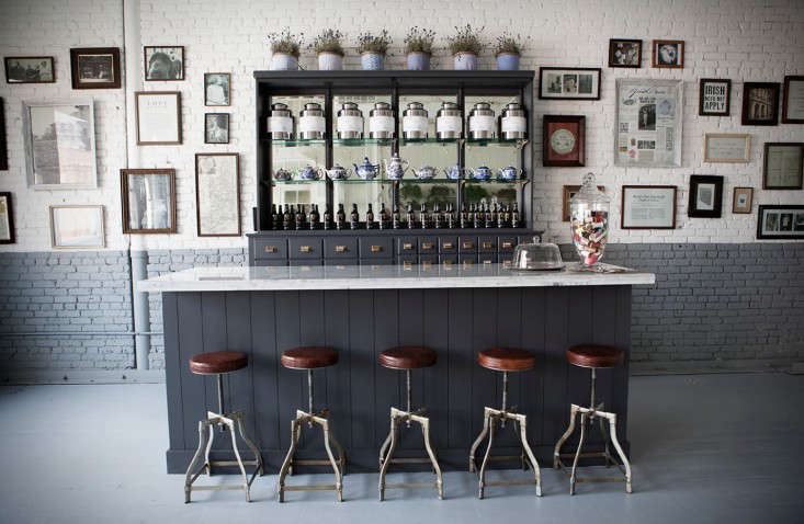 Frank & Eileen Los Angeles showroom designed by Melody Weir Torkil Stadval photo Remodelist 5