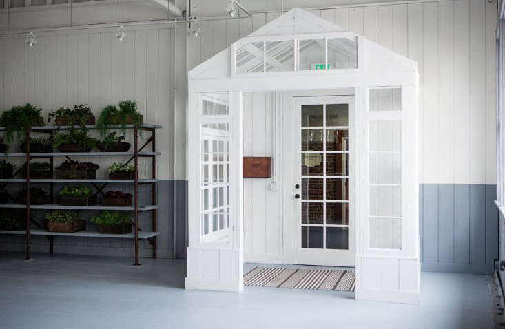 Frank & Eileen Los Angeles showroom designed by Melody Weir Torkil Stadval photo Remodelist 6