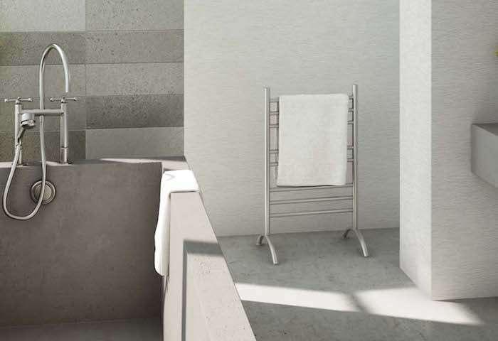 Freestanding Towel Warmer