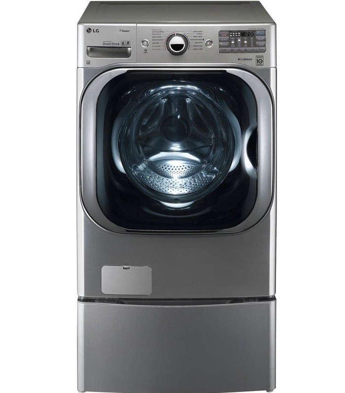 Front loading washer LG TurboWash 5.1