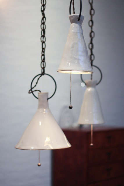 Natalie Page Ceramic Lamps by Way of BDDW portrait 6