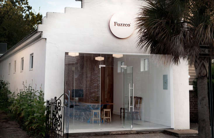 Fuzzco Offices South Carolina Remodelista 1