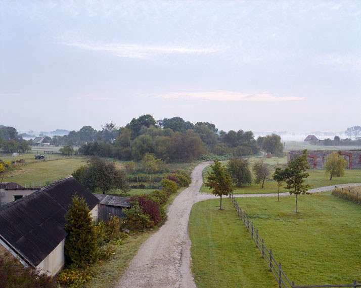 Uckermark, just an hour north of Berlin, is a popular rural retreat.
