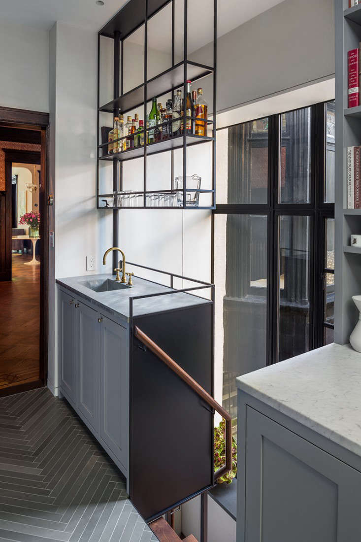 The Architect Is In A Brooklyn Brownstone Transformed with Respect portrait 8