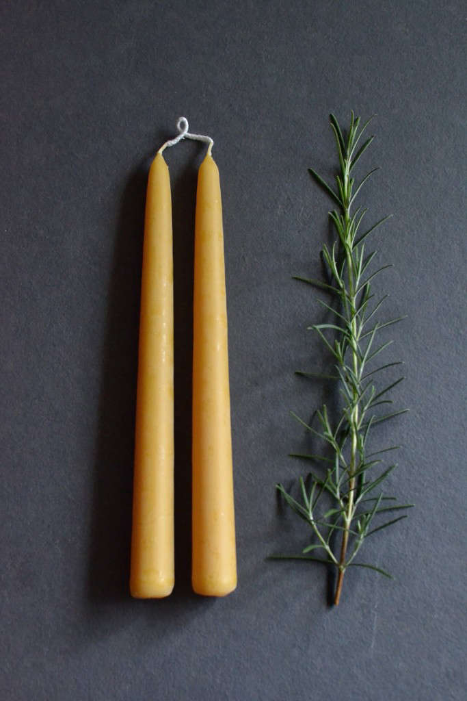 Gift Guide 2013 Home Design Fiend Beeswax Candles Remodelista