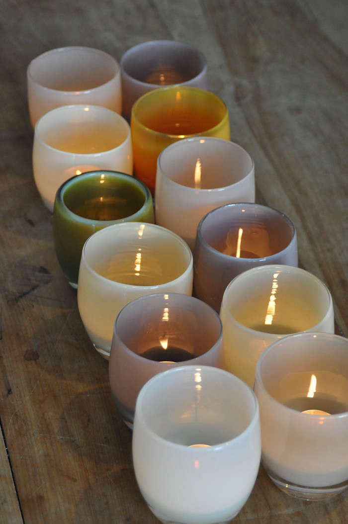 Candles for a Cause Glassybaby Opens in SF portrait 5