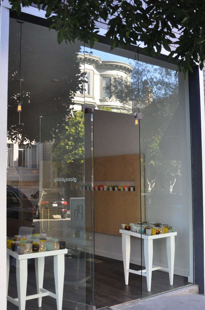 Candles for a Cause Glassybaby Opens in SF portrait 7