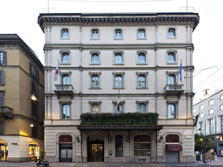 Luxury Redux at the Grand Hotel in Milan portrait 14