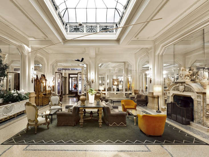 Luxury Redux at the Grand Hotel in Milan portrait 3