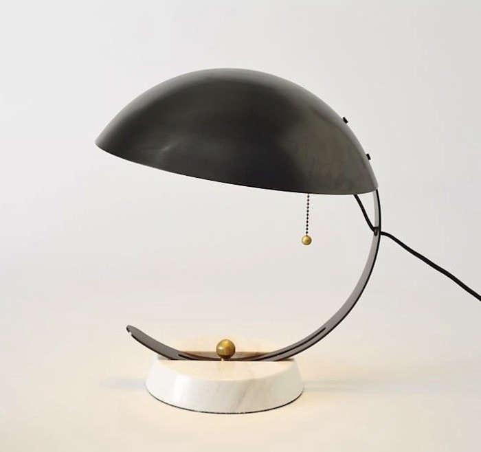 HighLow The HalfMoon Table Lamp portrait 5
