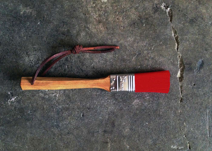 Hand Carved Kitchen Implements from Hatchet  Bear portrait 4