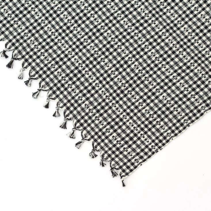 Heather Taylor Home tablecloth Remodelista 1