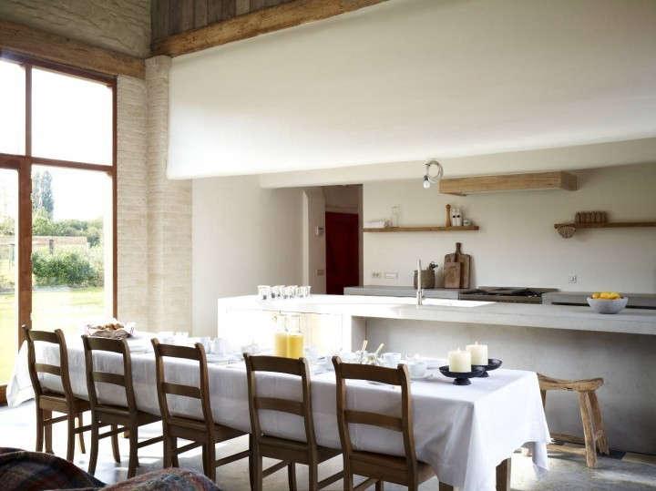 Heerlijheid van Marrem Belgian Guesthouse Eat In Kitchen Remodelista 04