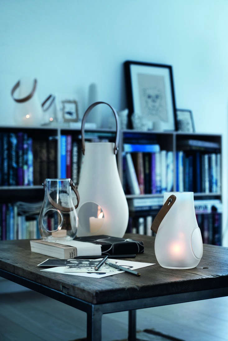 Holmegaard Design With Light Lantern Remodelista