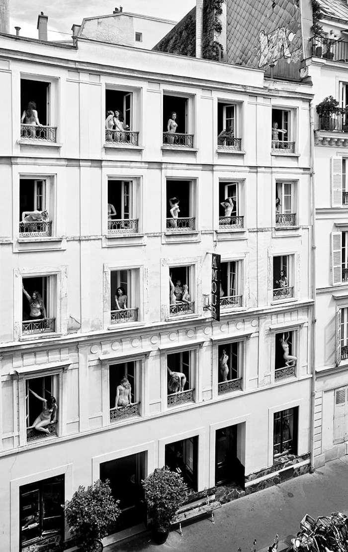 Escape to Love Hotel Amour in Paris portrait 14