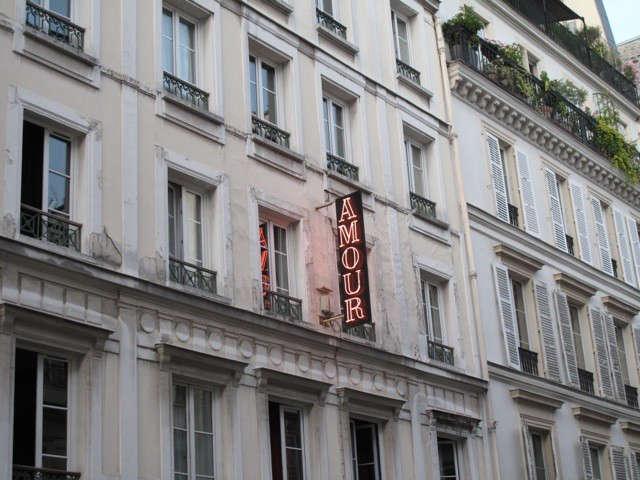 Escape to Love Hotel Amour in Paris portrait 3