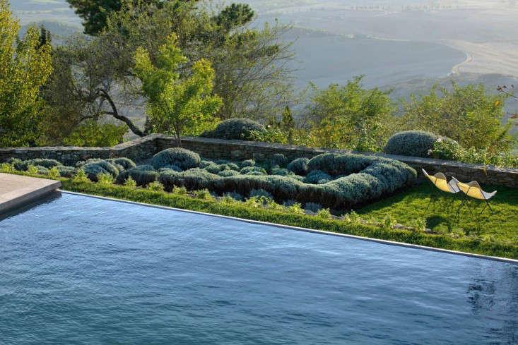 Hotel Monteverdi pool and view