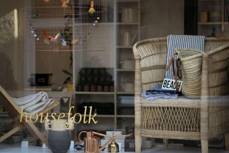 New on Main Street Housefolk Opens in East Hampton portrait 3